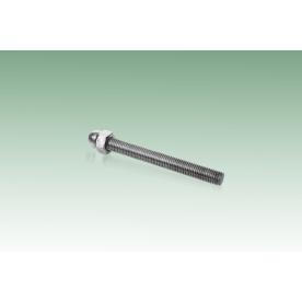 Nerezová závitová tyč M8x120mm 10-09-011