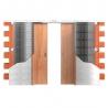 Stavební pouzdro JAP715 Norma komfort 2050 mm