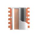Stavební pouzdro JAP 702 Aktive Standard 700 mm SDK