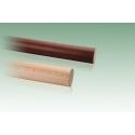 Dřevěné madlo dubové lakované č. 10-05-00D