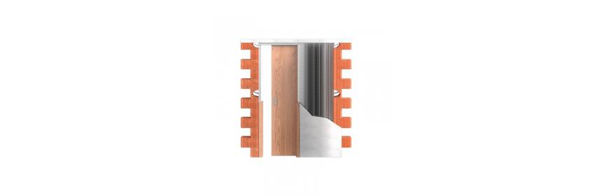 Dveře jednokřídlé se zárubní